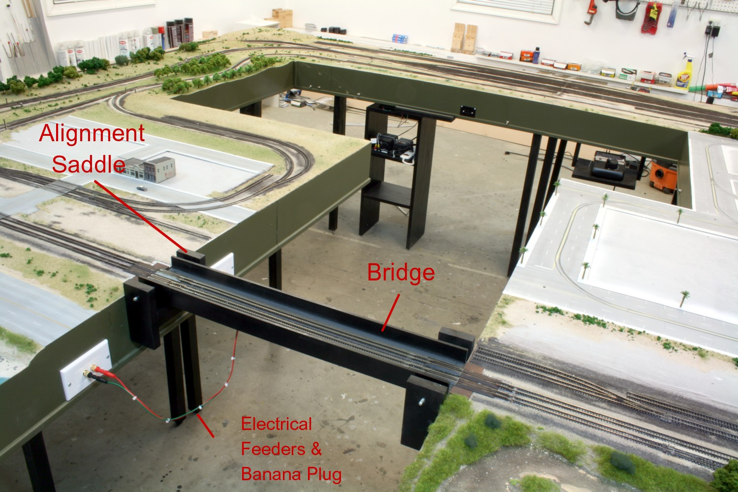 Wiring A Model Railroad Lift Bridge Not Lossing Diagram Train Track Removable Lancemindheim Com Rh Turnouts